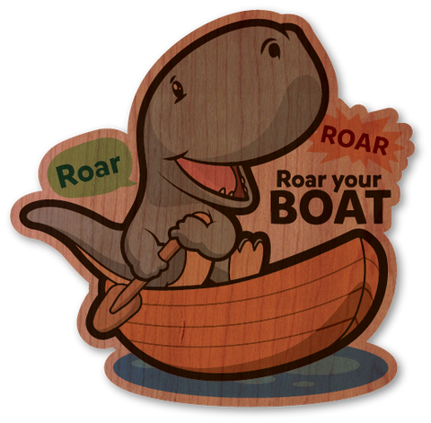 Roar Your Boat