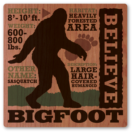 Bigfoot Specs