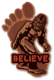 Bigfoot Believefoot