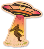 Bigfoot Out of this World