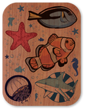 Ocean Animals Mini Pack