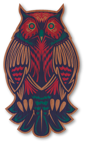 Color Owl Sr.