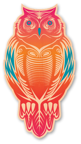 Color Owl Jr.