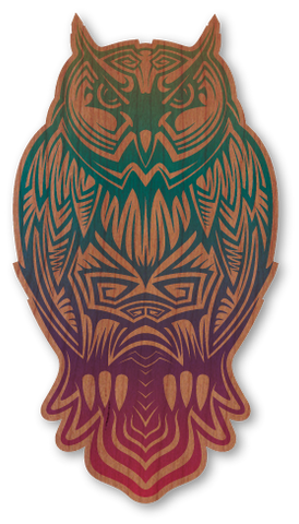 Color Owl the Third