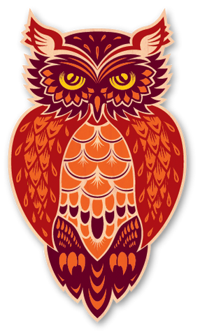 Color Owl XI