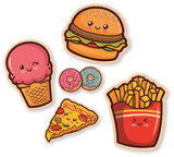 Cute Food Mini Pack