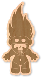 Maple Wood Sticker
