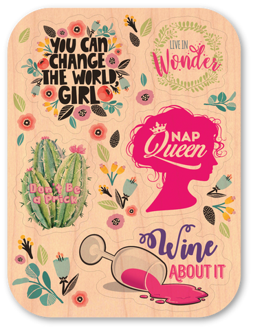 Nap Queen Mini Pack