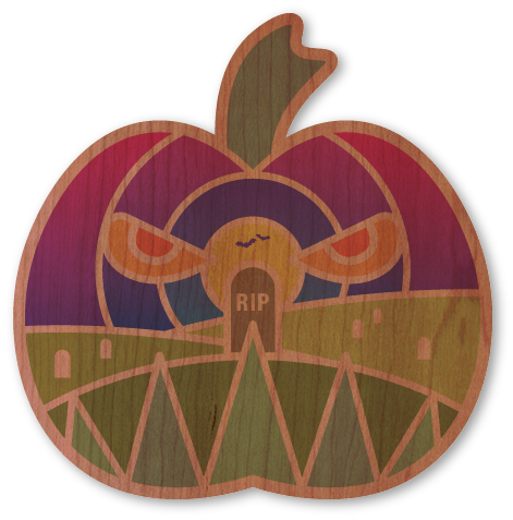 Haunted Pumpkin
