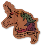 Believe In Yourself Unicorn
