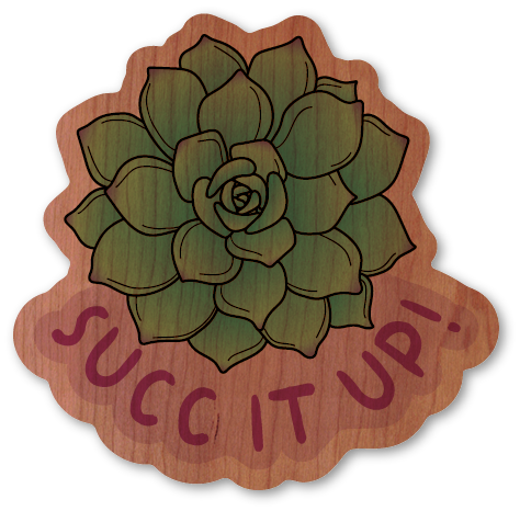 Succ it up!