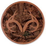 Original Realtree Camo Circle