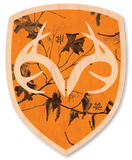 Orange Realtree Camo Shield