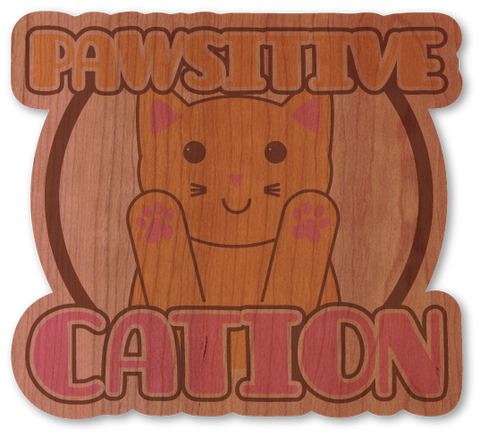 Pawsitive Cation