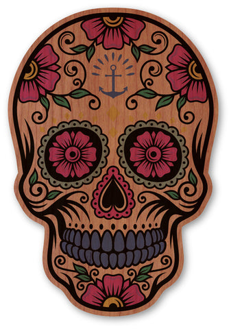 Anchor Sugar Skull