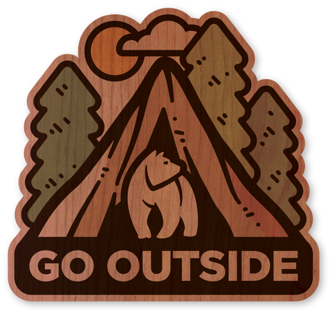 Go Outside Bear