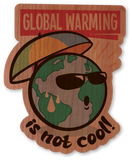 Global Warming Isn't Cool