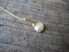 Peach Moonstone Pendant