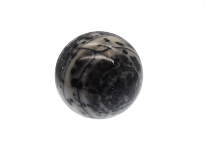 Speckled Agate Sphere