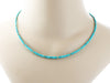 Heishi Necklace in Turquoise