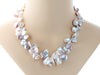 Lavender Keishi Pearl Necklace