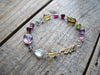 Gem Candy Bracelet in Gold Vermeil