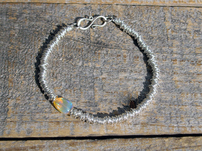Ripples Collection Bracelet in Opal