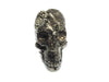 Pyrite Decorative Skull