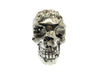 Decorative Pyrite Skull
