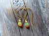 Opal Briolette Earrings