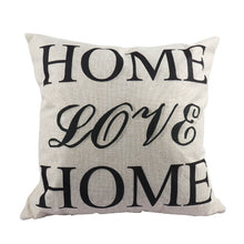 Home Sweet Home Pillow Case Cushion Cover