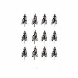 Geometric Nordic Deer Wall Art