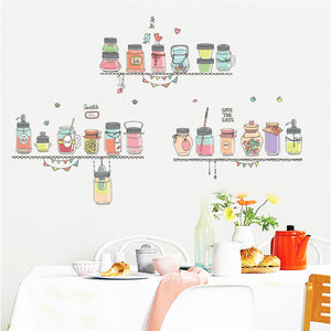 Jelly & Jam Wall Decal