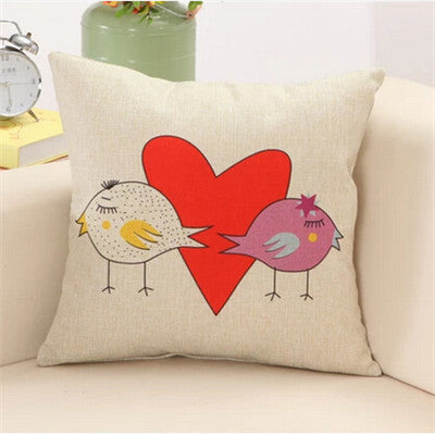 All You Need Is Love Pillow Case Cushion Cover