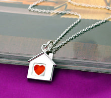 Home Is Where The Heart Is - Give A Home Pendant
