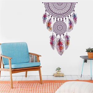 Dreamcatcher Collage Wall Decal