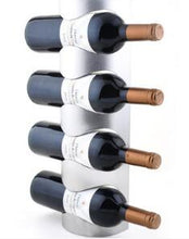Stainless Steel Wine Rack Wall Mount