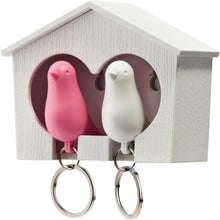 Bird House Wall Hook
