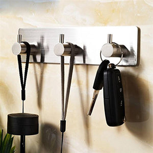Stainless Steel Wall Hooks