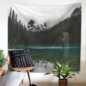 Adventure Begins Wall Tapestry