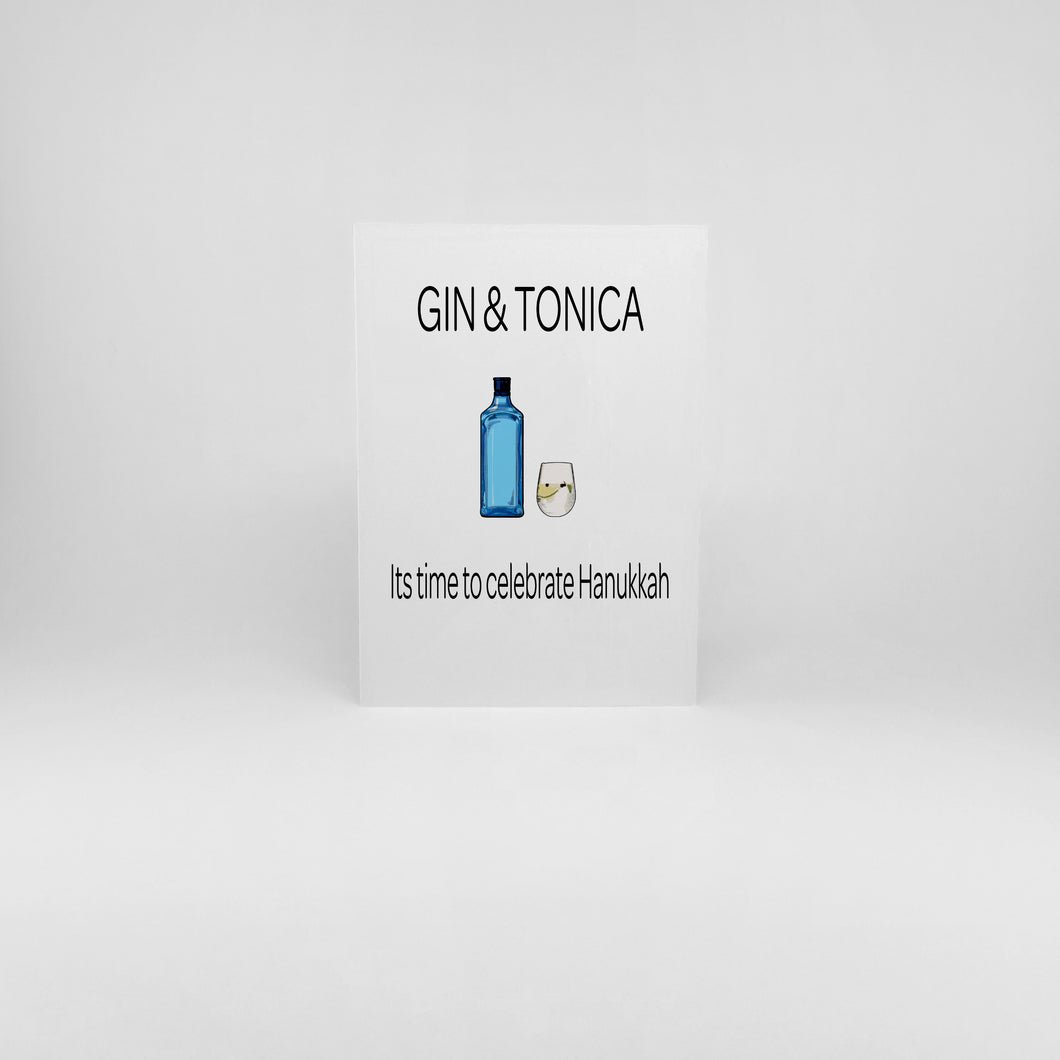Gin and Tonica