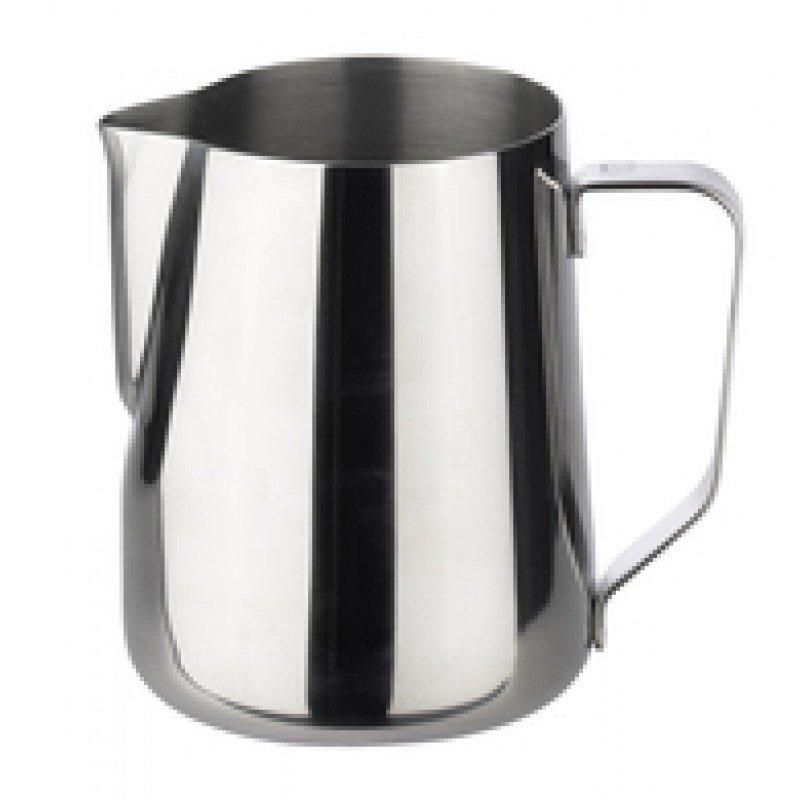 JoeFrex Stainless Steel Milk Pitcher - إناء تبخير الحليب من جوفركس - EQUAL Coffee Hub
