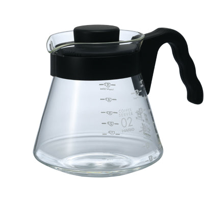Hario V60 Coffee Server - سيرفر في٦٠ من هاريو - EQUAL Coffee Hub