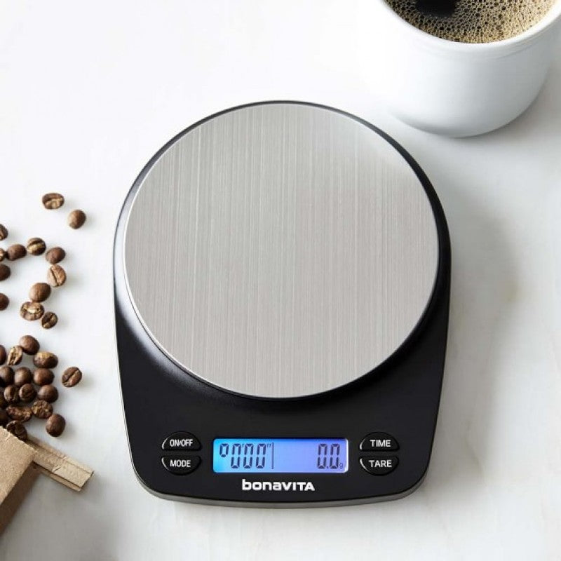 Bonavita Auto Tare Gram Scale ميزان بونافيتا التلقائي - EQUAL Coffee Hub