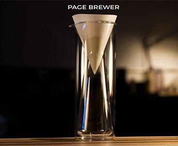 Page Brewer - بيج - EQUAL Coffee Hub
