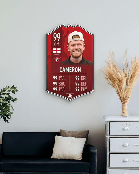 S20 Bundesliga POTM - CardsPlug | Real life football card