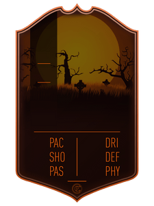 S19 Halloween Special - CardsPlug | Real life football card