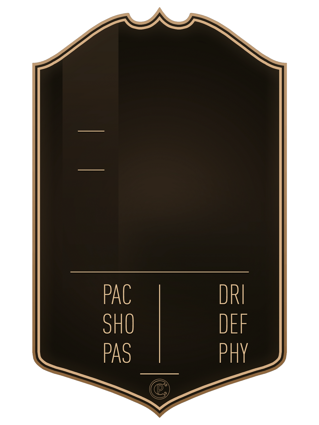 S19 Bronze Inform - CardsPlug | Real life football card