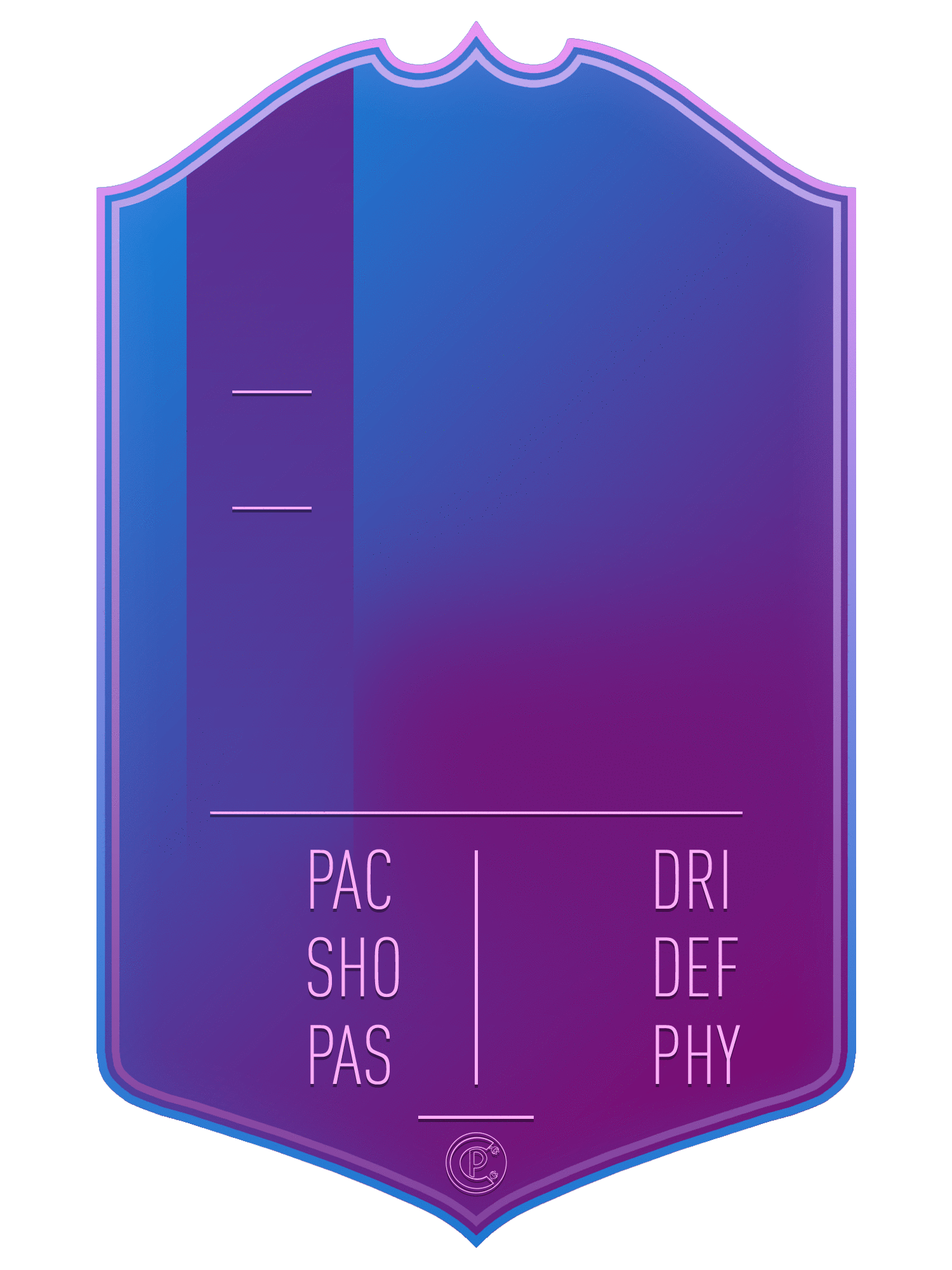 S19 Prime Challenge - CardsPlug | Real life football card