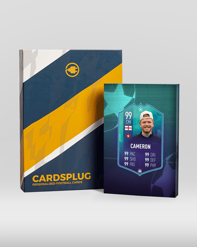 S21 Champions League Challenge - CardsPlug | Real life football card